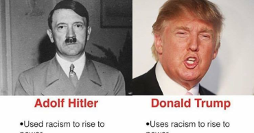 Image result for hitler trump pics