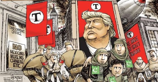 Image result for trump dictator cartoons