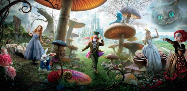 Image result for Alice in wonderland pics