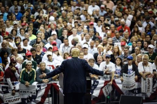 Trump's Audience — Upstream Ideas