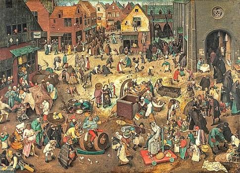 Art Now and Then: Pieter Bruegel the Elder